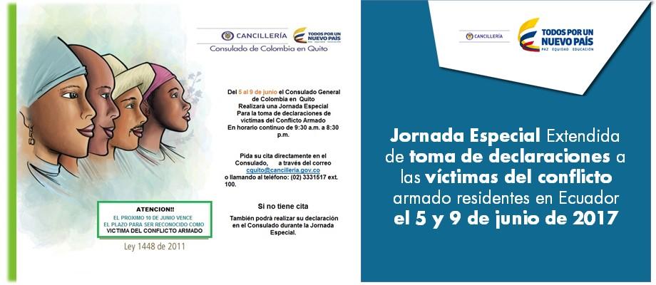 Consulado De Colombia En Quito