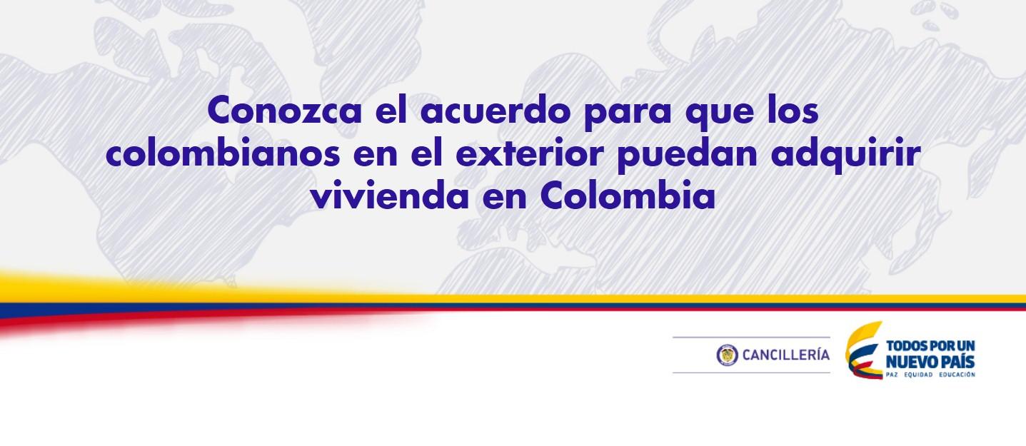 Acuerdo suscrito entre el ministerio de relaciones Divorcio de colombianos en el exterior
